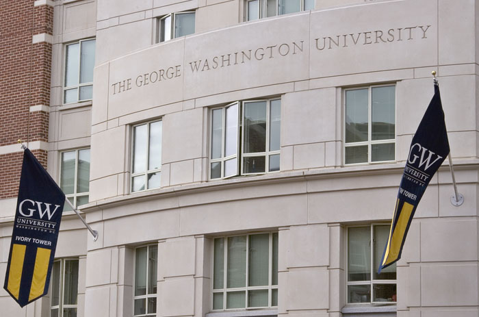 George Washington University Open House-Speech Language Pathology